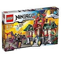 Amazon Deal: LEGO Ninjago Battle for Ninjago City $79.99 with free shipping