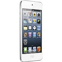 CowBoom Deal: 32GB Apple iPod Touch 5th Gen MP3 Player in Silver (Pre-Owned) $99.99 with free shipping
