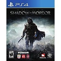 Best Buy Deal: Middle-Earth: Shadow of Mordor (various platforms)