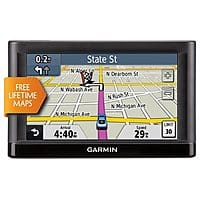 "Rakuten (Buy.com) Deal: Garmin nuvi 52LM 5"" Portable GPS with Lifetime Maps + $4 Rakuten Cash $75.99 with free shipping"