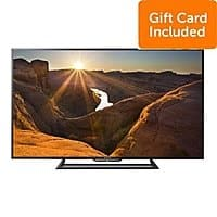 "Dell Home & Office Deal: 40"" Sony Bravia KDL-40R510C 1080p LED Smart HDTV (2015 Model) + $150 Dell eGift Card  $448 with free shipping"