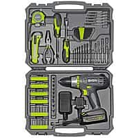 Sears Deal: 107-Piece Evolv 18V Cordless Lithium Drill and Project Toolkit
