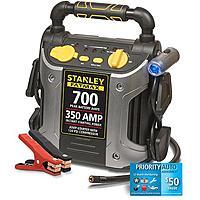 Walmart Deal: Stanley FatMax 700-Amp Peak Jump Starter w/ Compressor