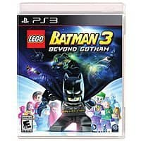 Amazon Deal: LEGO Batman 3: Beyond Gotham: PS4, Xbox One or Wii U $20, PS3