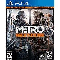 Amazon Deal: Metro Redux (PS4 or Xbox One)