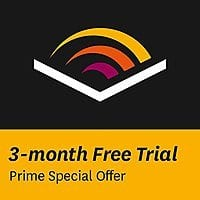 Amazon Deal: 3-Month Audible Membership