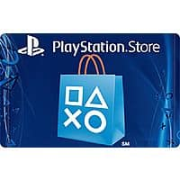 eBay Deal: $50 Sony PlayStation Store Gift Card (Email Delivery)  $45