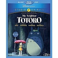 Walmart Deal: My Neighbor Totoro (Blu-ray/DVD)