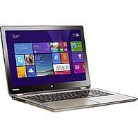 "CowBoom Deal: Toshiba P55W-B5220 Radius 2-in-1 15.6"" Laptop (Pre-Owned): Core i5 4210U, 8GB DDR3, 750GB HDD, 15.6"" 1920x1080 IPS Touchscreen $249.99 with free shipping"