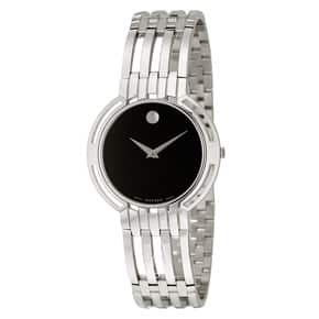 Movado Men's Esperanza Stainless Steel Watch $299 with free shipping