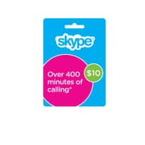 50% off Skype Prepaid Credits: $50 Credit for $25, $25 Credit for $12.50, $10 Credit for  $5