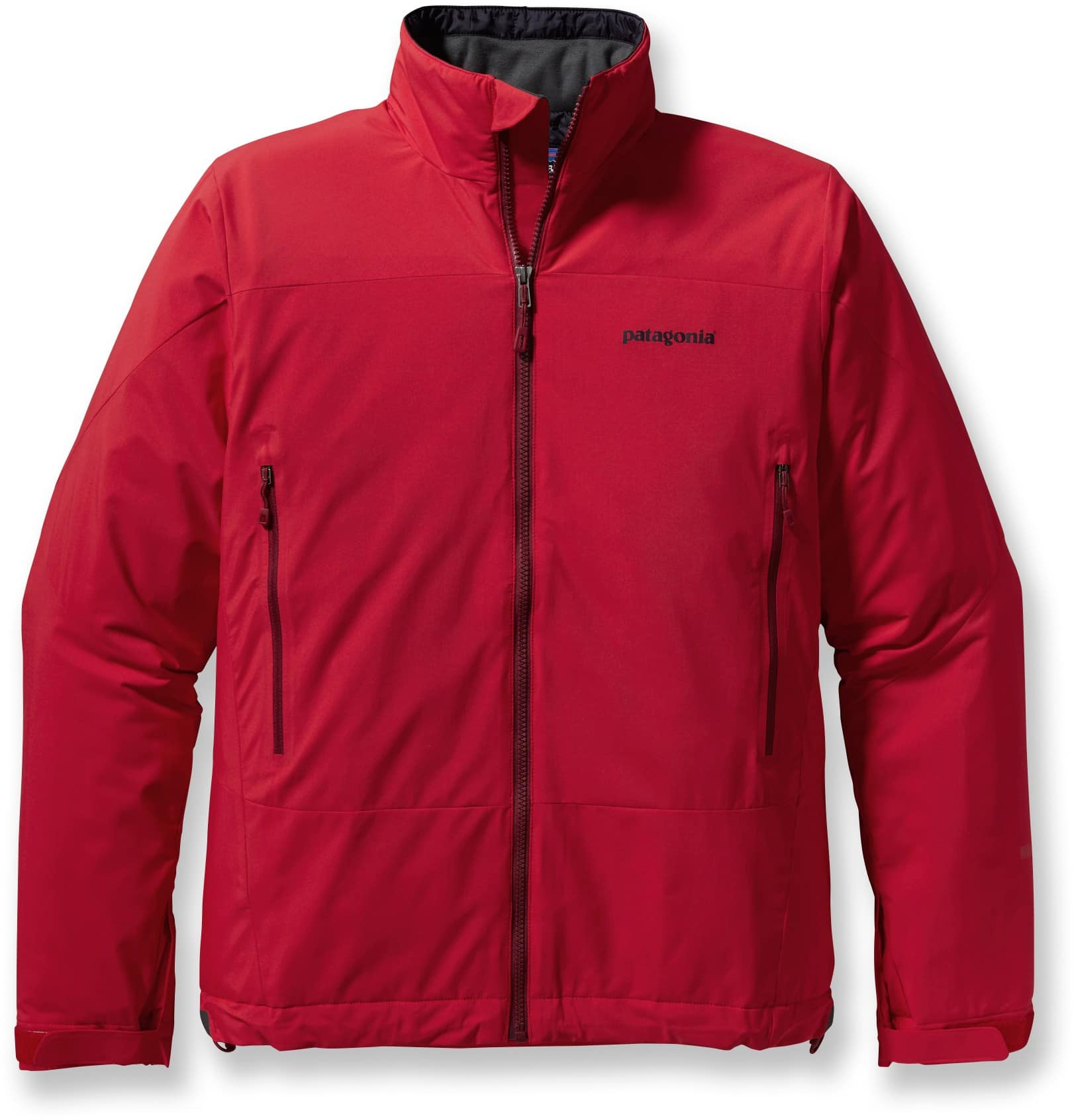 60% off Patagonia, Merrell and Sierra Designs: Men's Patagonia Solar Wind Jacket  $99 & More + Free Shipping on $50+