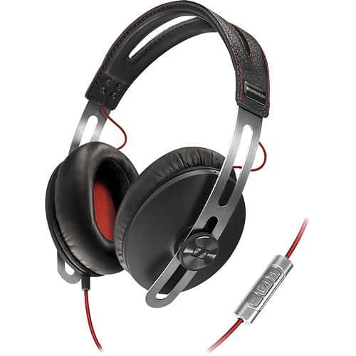 Sennheiser Momentum Headphone - Over-the-Ear - Black - $200.74 + FS at Amazon.com
