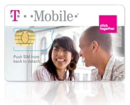 T-Mobile SIM Cards Penny Sale (Both voice and tablet SIM cards)