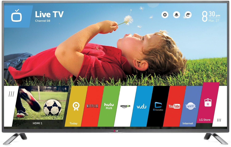 "47"" LG 47LB6300 1080p 120Hz Smart LED HDTV + 1-Year Netflix Subscription  $499 + Free Shipping"