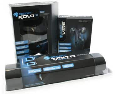 Roccat Power Pack Starter Competition Gaming Set  $30 + Free Shipping