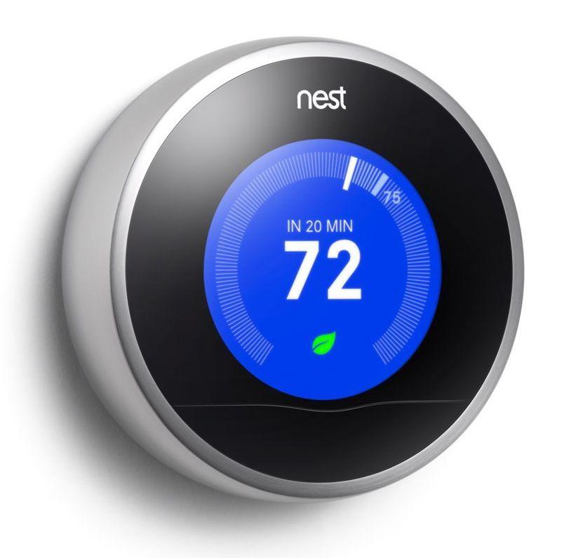 Nest Learning Thermostat (2nd Generation)  $183 w/ Amazon Rewards Visa Card + Free Shipping