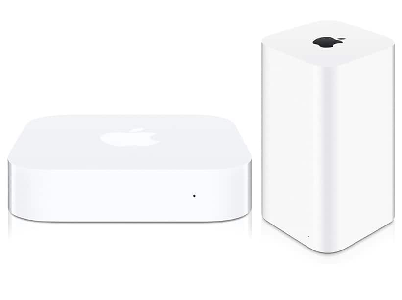Refurbished Apple AirPort Base Station: Extreme $120, Express  $60 + Free Shipping