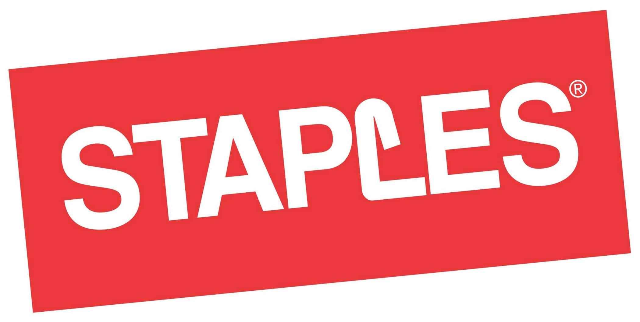 Staples $40 off online or phone purchase $200 or more YMMV
