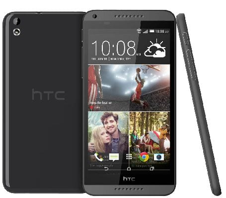 """HTC Desire 816 - 5.5"""" Android Phablet w/ App Pack & Accessories on Virgin Mobile - $199.95 - Free S&H"""