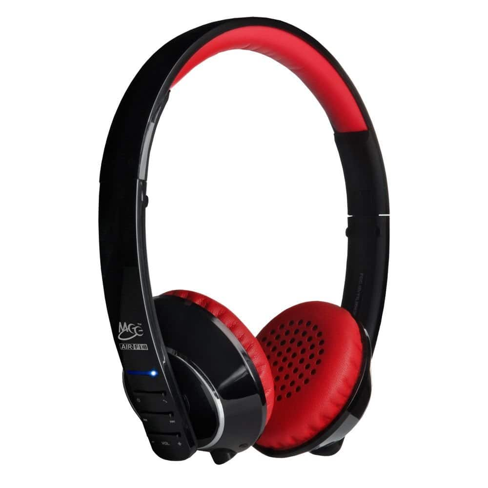 MEElectronics Air-Fi AF32 Bluetooth Stereo Wireless Headphones w/ Microphone (various colors) $40 + Free Shipping