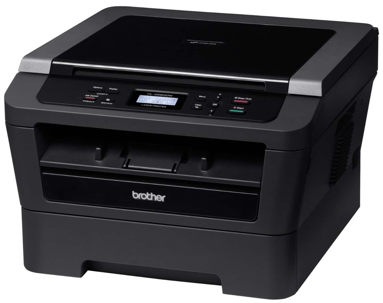Brother HL-2280DW Laser Printer AIO $99.99 at Staples starts Aug 17th