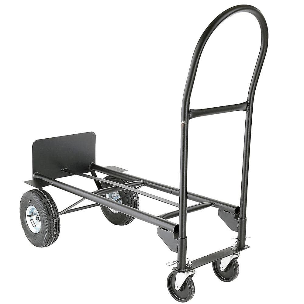 Milwaukee Hand Truck 800 lb. Capacity 2-Way Convertible Hand Truck $50 + Free Store pickup @ Sears or FS W/ SYWM