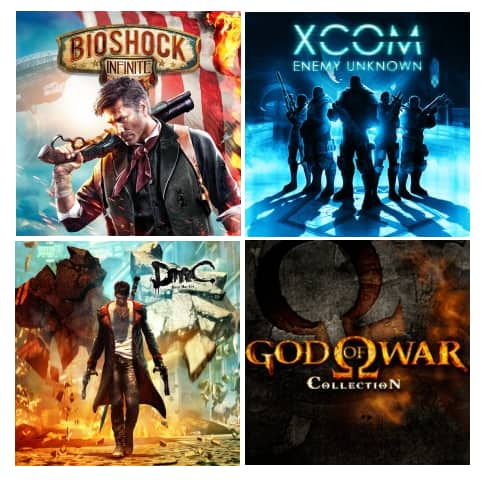 PS3/PS Vita Flash Sale: XCOM: Enemy Unknown, BioShock Infinite & More  $10 each