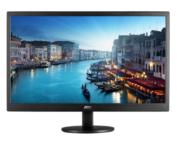 "23.6"" AOC 1920x1080 HD Widescreen LED Monitor $99.99 *Today Only*"