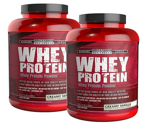 10 lbs. Precision Engineered Whey Protein + Filler - $52.93 [or less] Shipped at Vitamin World AC.