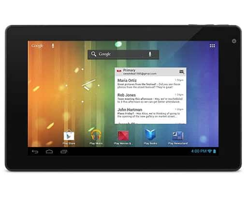 """Ematic Genesis 2 7"""" Tablet w/ McAfee Multi-Access  $10 after $60 Rebate + Shipping"""