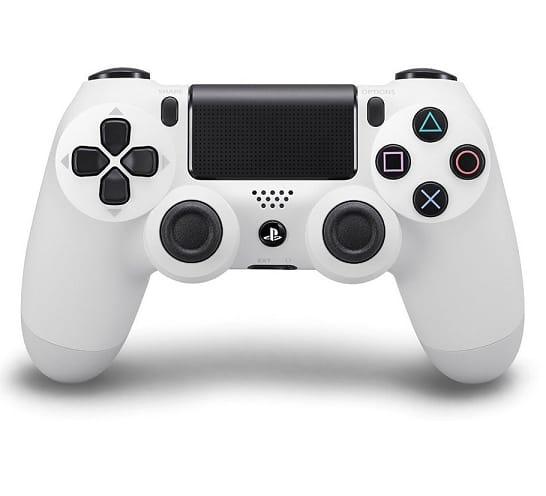 Pre-order the PlayStation 4 white controller for $49.99 plus free shipping from Newegg