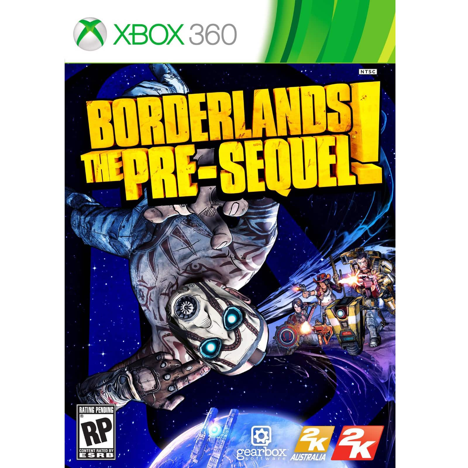 Select Game Pre-Orders + $41 SYWR Points: Borderlands: The Pre-Sequel  $60 & More