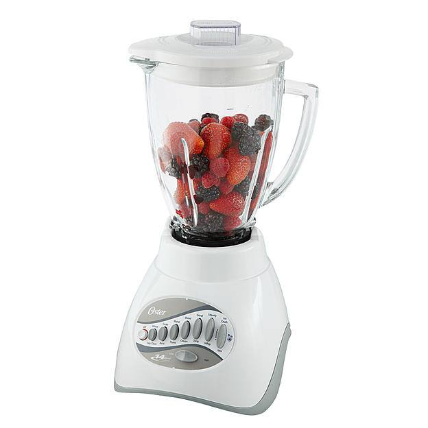 Oster 14-Speed Blender with Glass Jar + $20 SYW (rollable!!) - $27 Sears