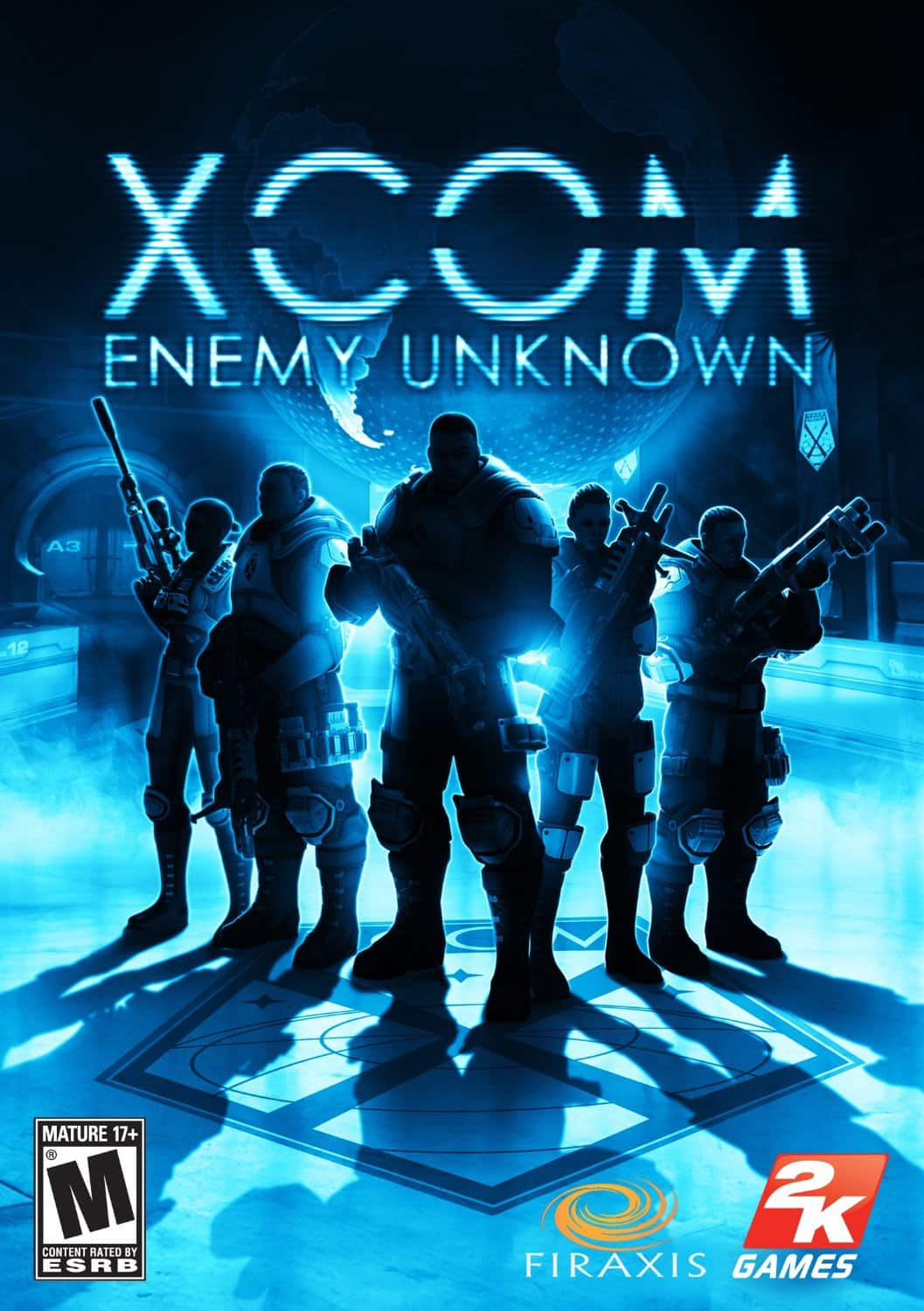 Free copy of XCOM: Enemy Unknown by voting for Golden Joystick Awards
