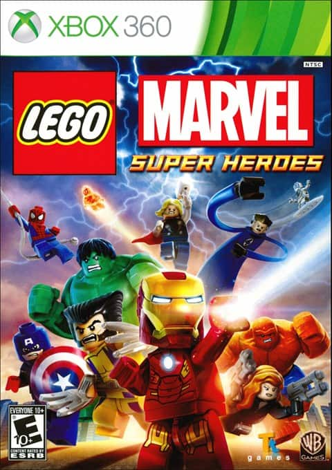 Used Games: LEGO: Marvel Super Heroes (360) or Battlefield 4 (360 or PS3)  $10 each + Free Shipping