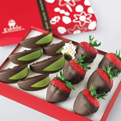 Edible Arrangements Coupon for Select Chocolate Dipped Fruit Boxes  50% off + Free Store Pickup
