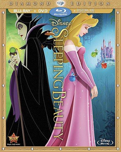 Sleeping Beauty: Diamond Ed (Blu-ray/DVD/Digital) $20 - Amazon (Pre-order 10/7)