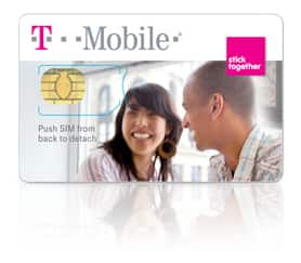 T-Mobile Prepaid Phone SIM Card Activation Kits  $1 + Free Shipping