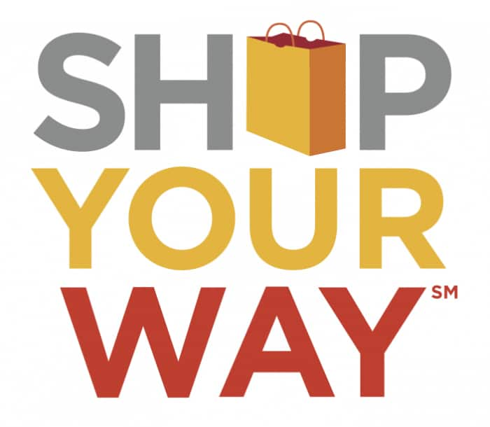 Up to $10 in Shop Your Way Points  Free When You Link Your Visa/MasterCard