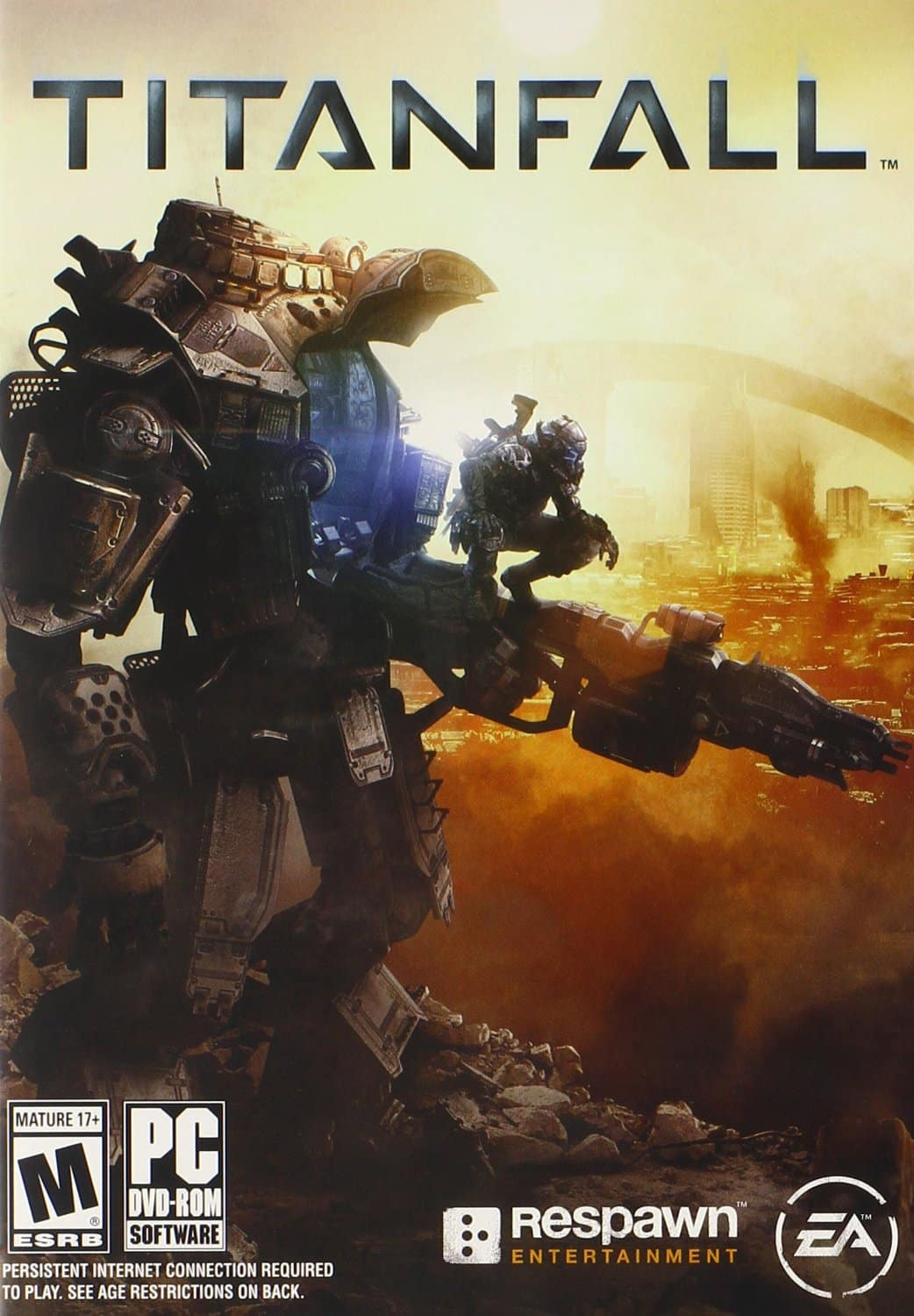 Titanfall [Online Game Code] PC version for $10 @ Amazon.com