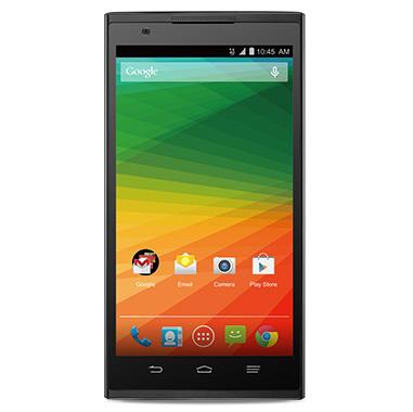 Walmart Family Mobile/T-Mobile ZTE Zmax 4G LTE Prepaid Smartphone  $179 + Free Shipping