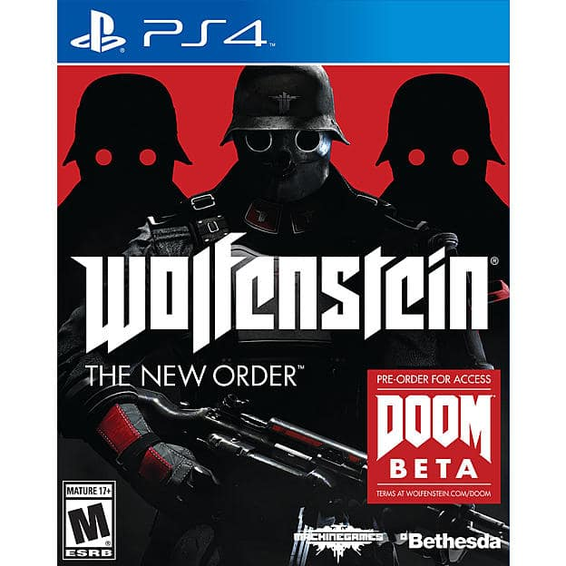 Xbox One or PS4 Games: Wolfenstein: The New Order, The Evil Within & More  $25 each + Free Store Pickup (for Shop Your Way Members)