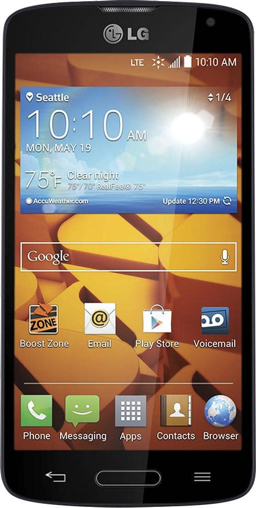 Boost Mobile or Sprint LG Volt 4G LTE No-Contract Smartphone  $30 + Free Shipping