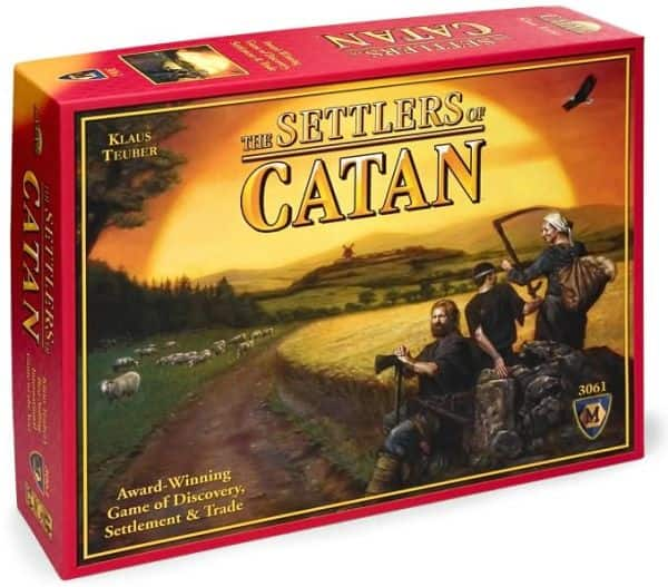 Settlers of Catan Board Game/Expansions  from $22 & More + Free Shipping on $25+
