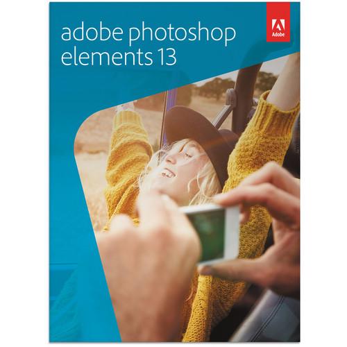 Adobe Photoshop Elements 13 for Mac/PC - NEW - $39.99 FS