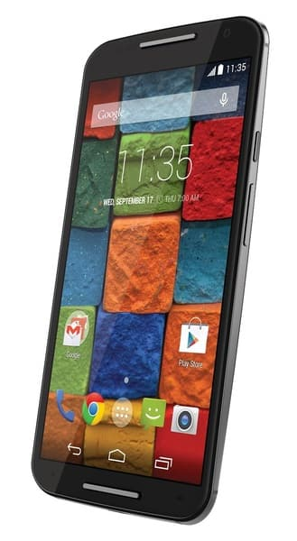 16GB Moto X (2014) GSM Unlocked Smartphone  $360 w/ Email Signup + Free Shipping