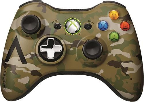 Microsoft Xbox 360 Special Edition Chrome Series Wireless Controller Purple $29.99 + Free Store Pickup Bestbuy.com