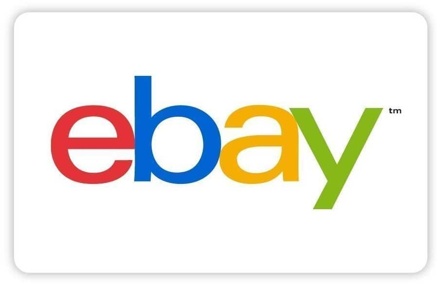 $100 eBay Gift Card  $90 (Email Delivery)