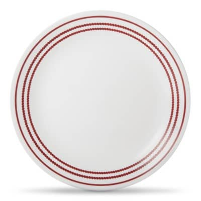 Corelle Color Trim Lunch Plates (Set of 6)  $10 + Free Shipping